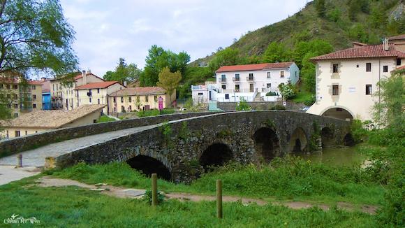 Villava-Río-Ulzama-Spain-Camino-Santiago