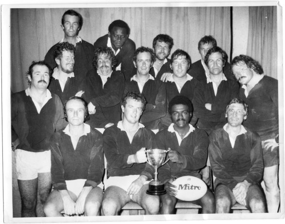 Lagos Rugby Club 1978