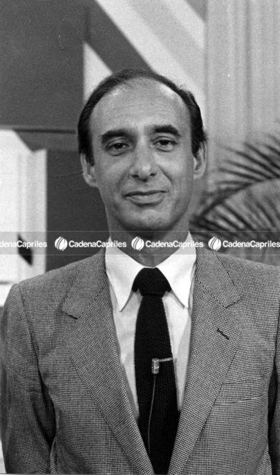 El médico Pedro Penzini Fleury