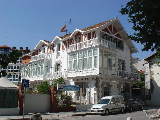 Mundaka hotel