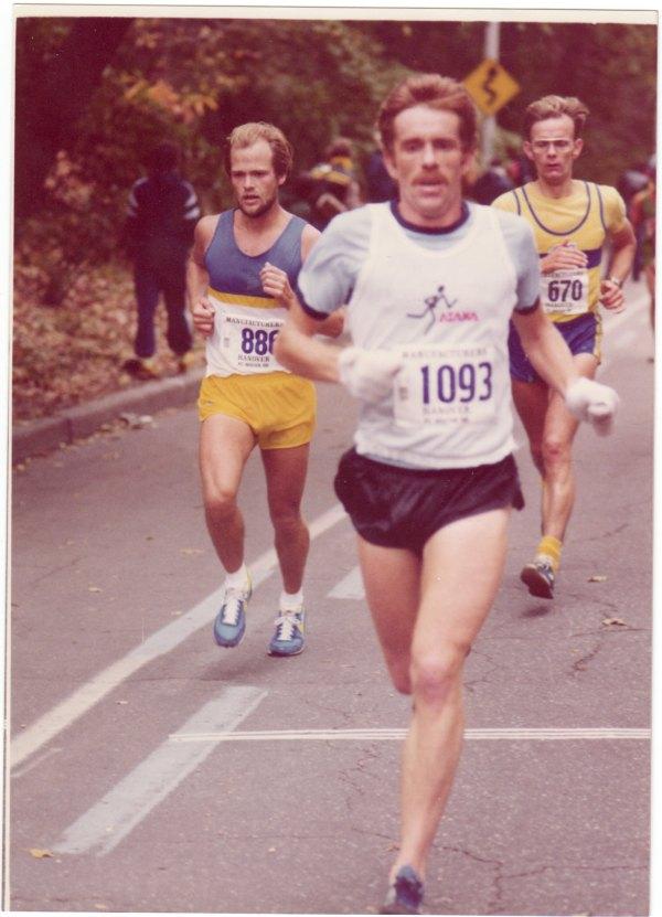 NY marathon 26 Oct 1980