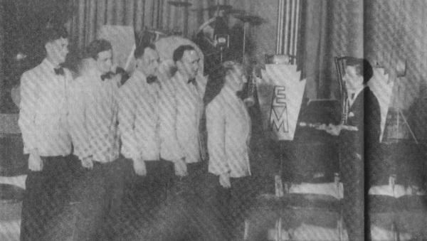 Ernie Mann band 1949