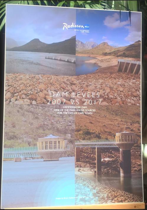 Dam Levels 2007-2017