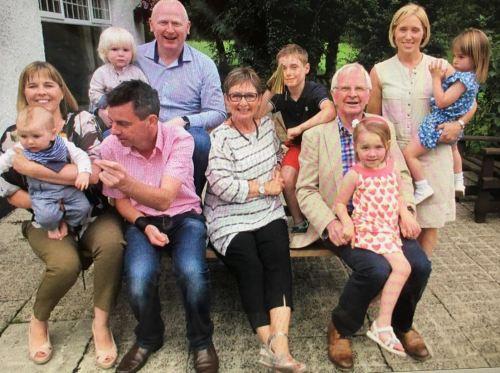 Malcolm's family